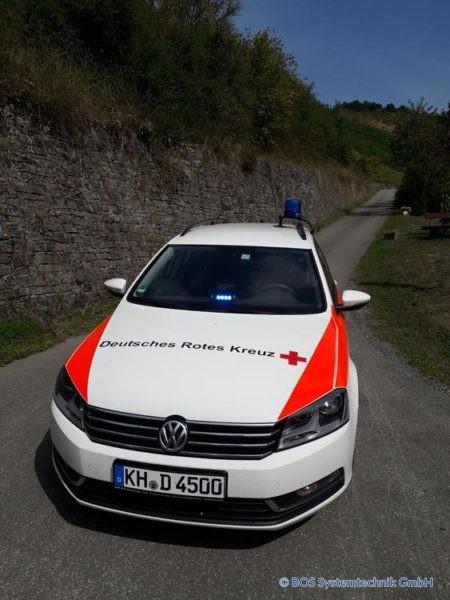 Eilkurierfahrzeug MTD Bad Kreuznach