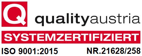 QualityAustria Iso Logo